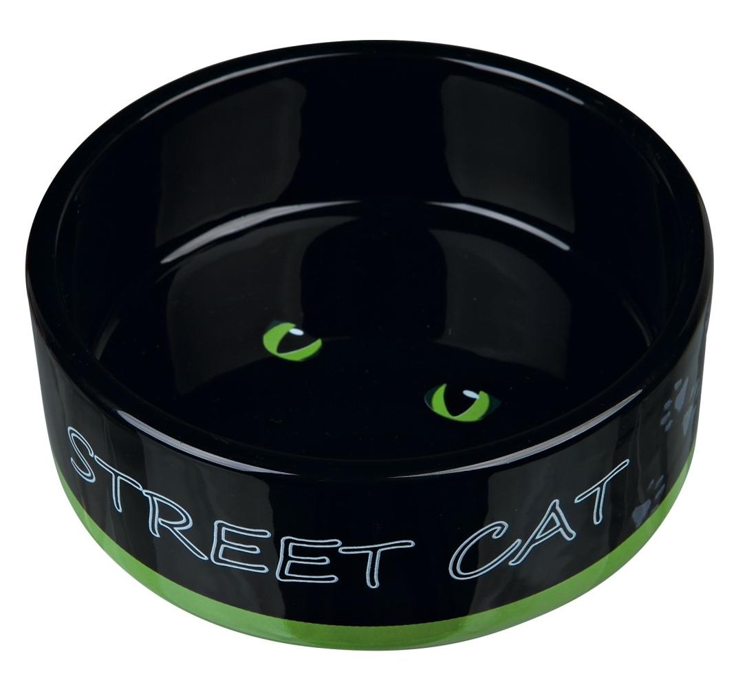Trixie Comedero Cerámica Street Cat  4011905246598 opiniones