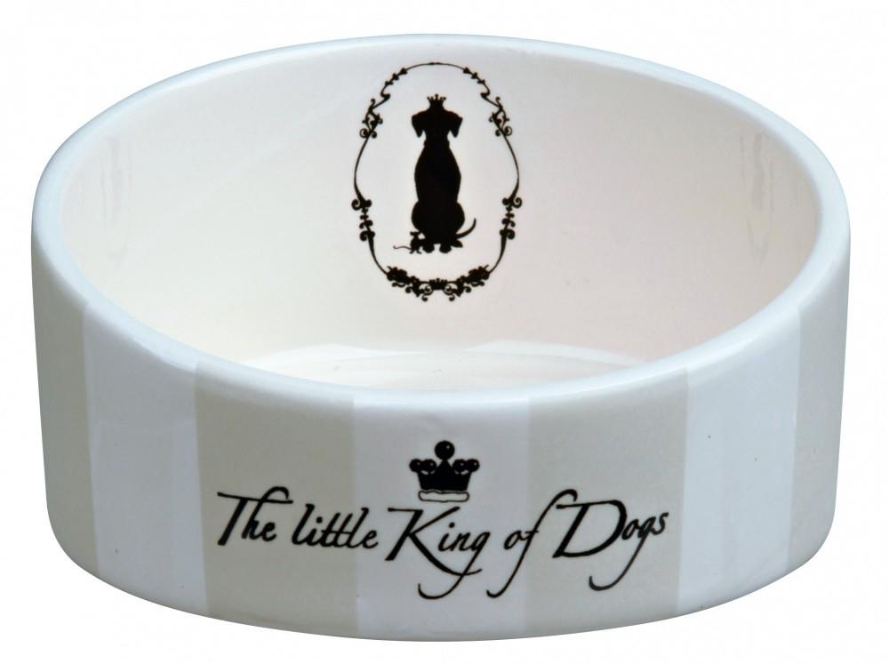 Trixie Keramische Voederbak, King of Dogs  4011905250274