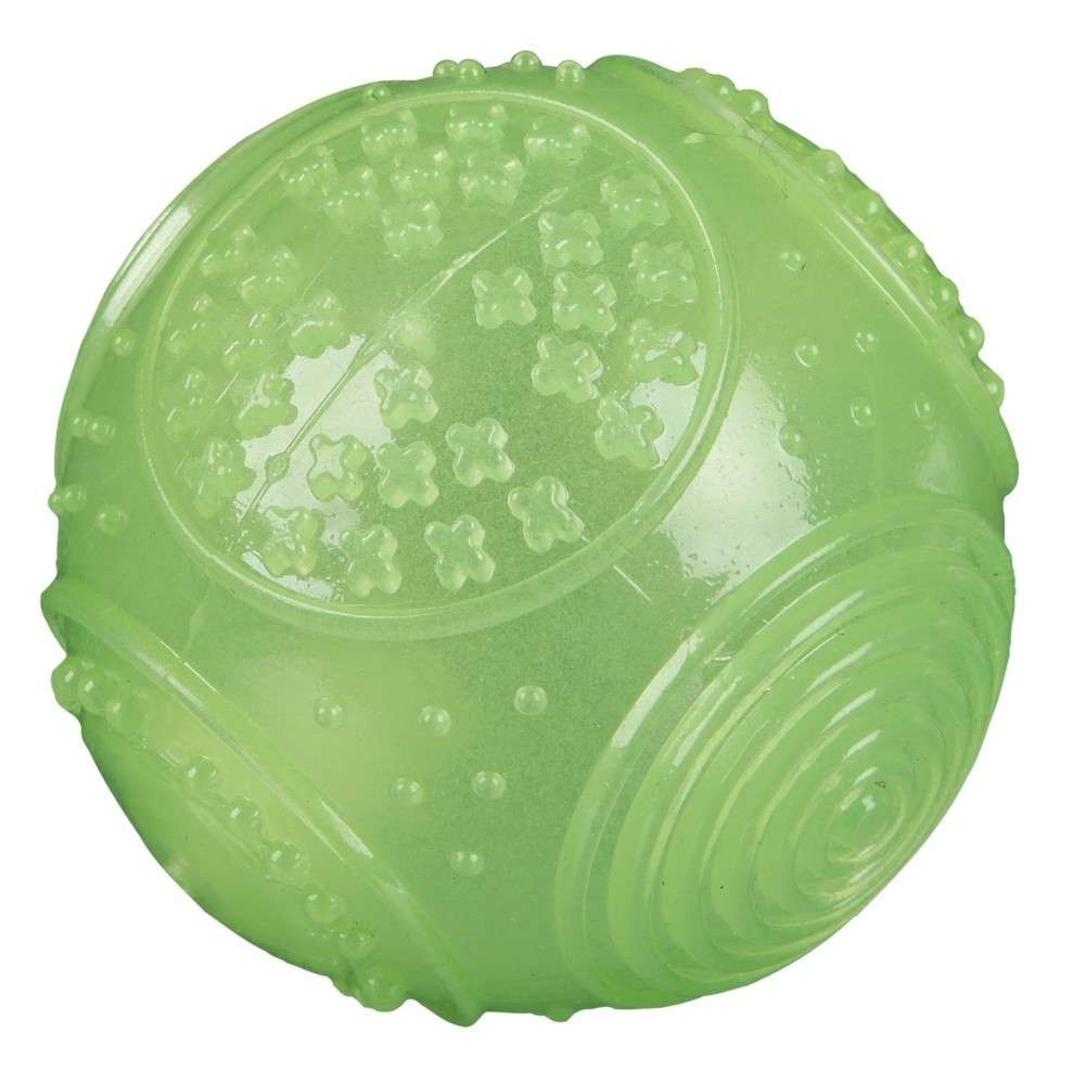 Rubber Balls Ball TPR Phosphorescent 7cm by Trixie Buy fair and favorable with a discount