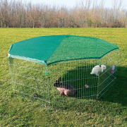 Trixie Outdoor Run with Protective Net 210×75 cm