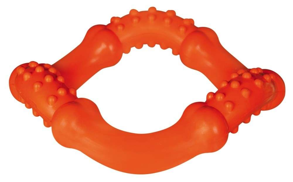 Wavy Ring Natural Rubber Floating 15 cm  from Trixie
