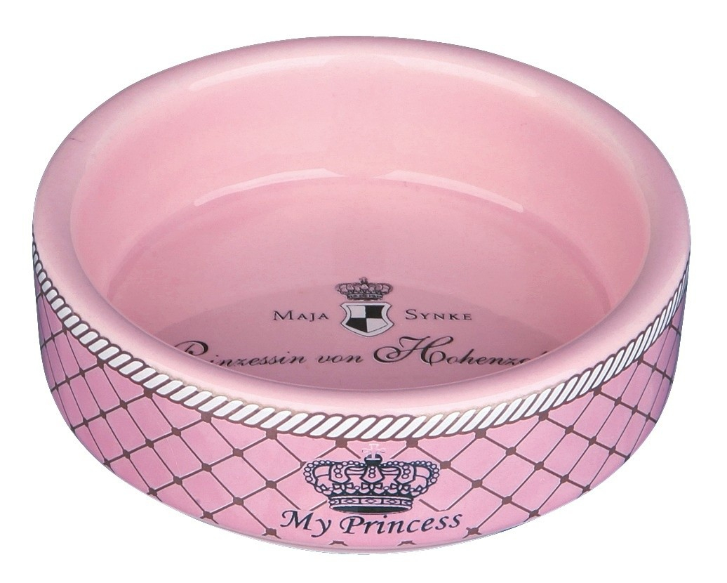 Trixie My Princess Keramische Voer/Waterbak Roze 4011905607351
