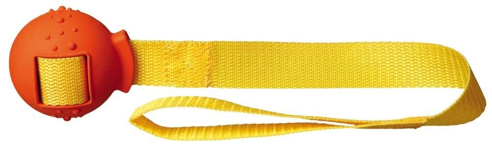 Ball on a Strap Natural Rubber 6/48 cm  from Trixie