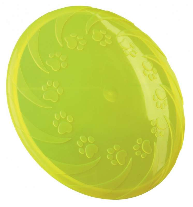 Frisbees Dog Disc TPR Floating 18 cm  by Trixie Buy fair and favorable with a discount
