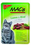 MAC's Pouch Pack - Lamb & Beef with Malt 100g