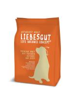 Liebesgut Premium Adult con Pollame Fresco e Miglio 1 kg