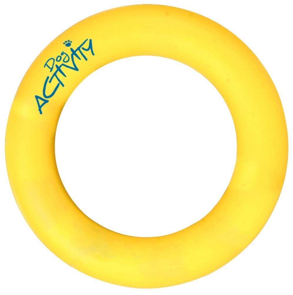 Dog Activity Replacement Ring for Ring Catapult, Vinyl, Floatable 17 cm  from Trixie