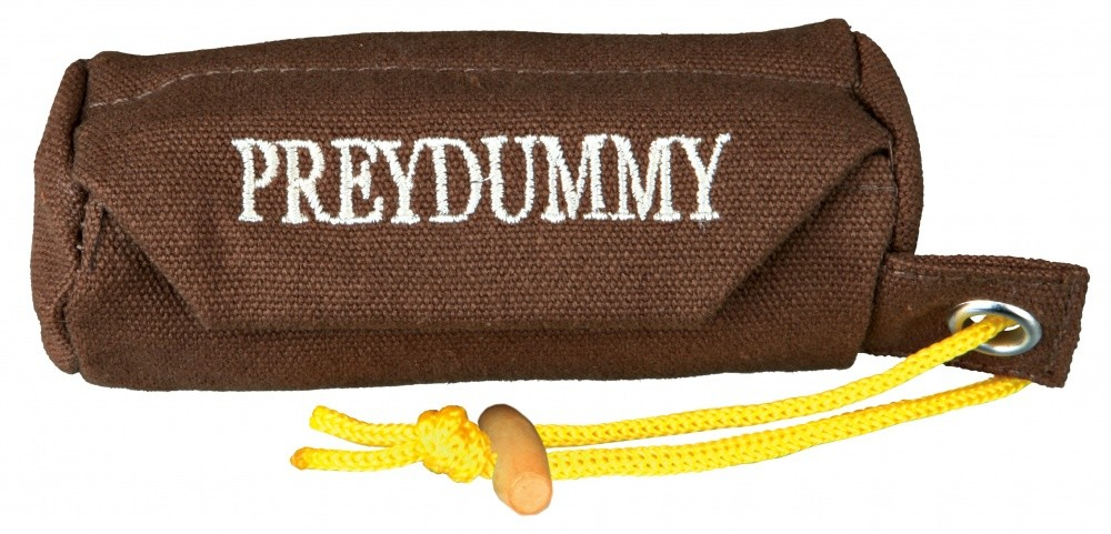 Training Accessories Dog Activity Preydummy, Canvas, Brown 5x12 cm  by Trixie Buy fair and favorable with a discount