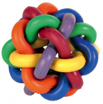 Trixie Knotted Ball Natural Rubber