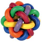 Knotted Ball Natural Rubber