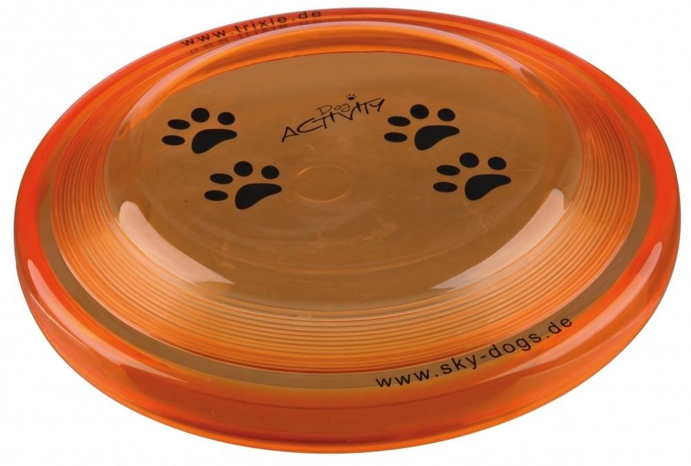 Trixie Dog Disc, kunststof
