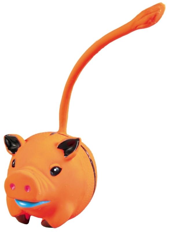 Trixie Assortimento di Animali a Forma di Palla con Coda in Latex 6 cm  acquista comodamente con uno sconto