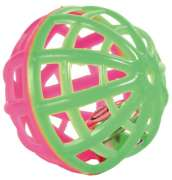Trixie Set of Toy Balls 3.5–4 cm - Cat balls
