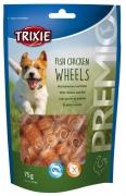 Premio Fish Chicken Wheels 75 g