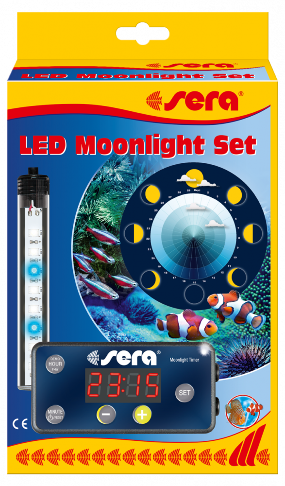 Sera LED Moonlight Set 3 W  acquista comodamente