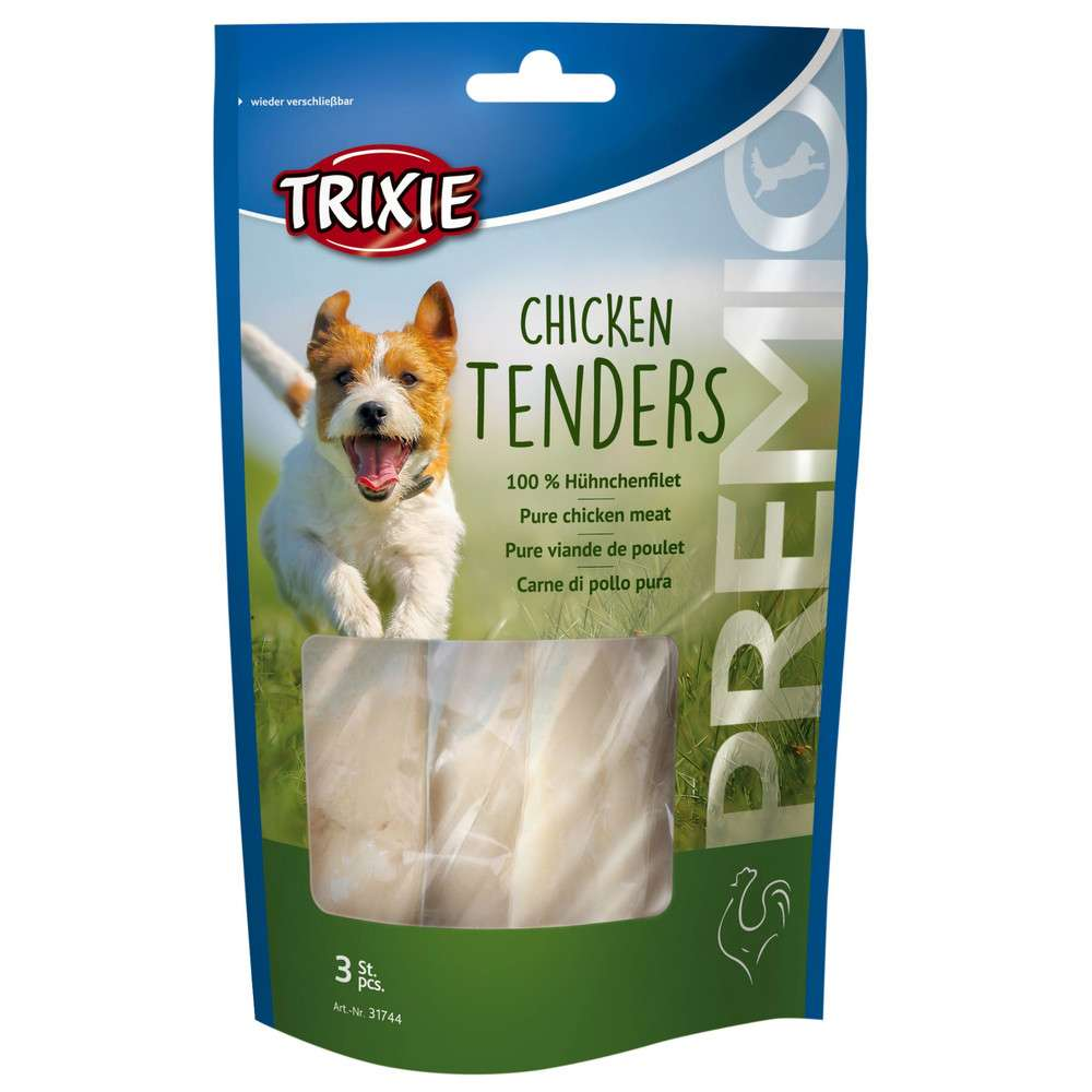 Poultry Premio Chicken Tenders 75 g  by Trixie Buy fair and favorable with a discount