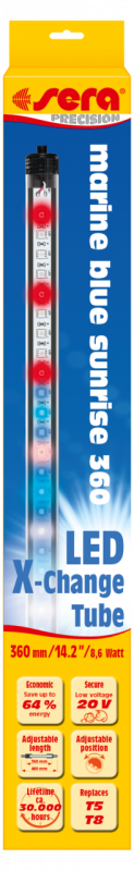 Sera LED X-Change Tube Marine Blue Sunrise  36 cm