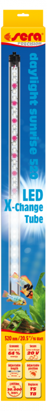 Sera LED X-Change Tube Daylight Sunrise  520