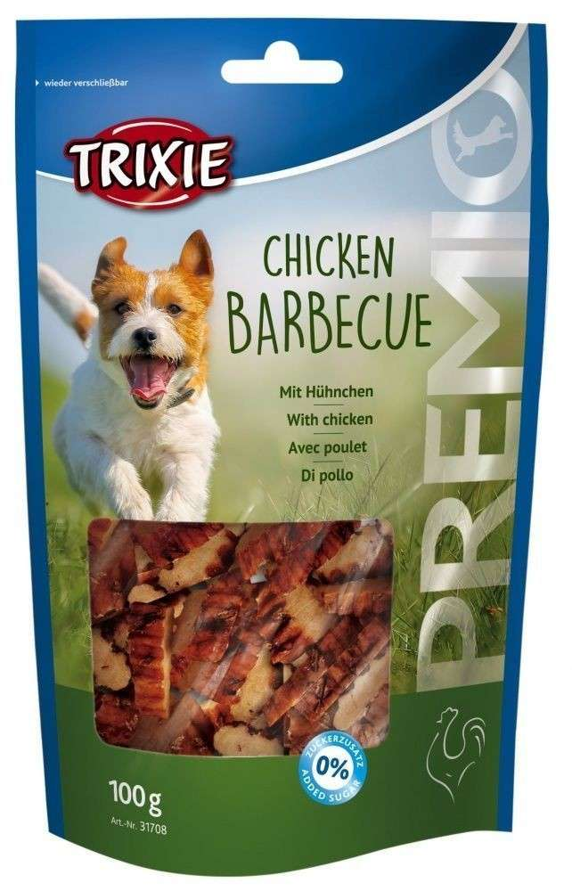 Poultry Premio Chicken Barbecue 100 g  by Trixie Buy fair and favorable with a discount