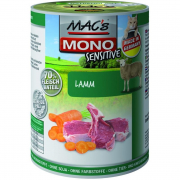 MAC's Cat Mono Sensitive - Agneau - Poids 400 g