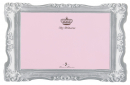 Trixie Place Mat My Prince/My Princess Pink
