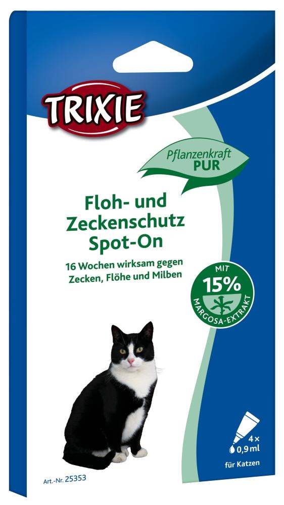 Trixie Floh- und Zeckenschutz Spot On 3.6 ml