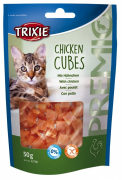Premio Chicken Cubes 50 g