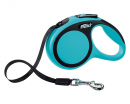 Nylon leads, Flexi and Various Leashes for dogs Flexi New Comfort, Tape Leash Blue XL
