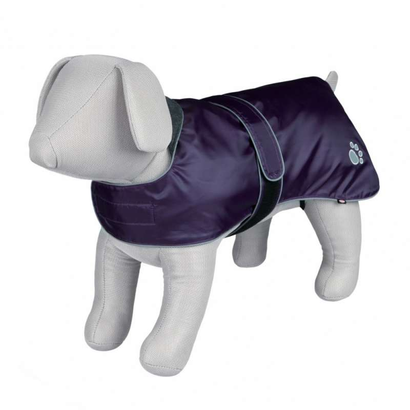 Dog coats & Jackets Coat Orléans Violet 45-65x45 cm by Trixie Buy fair and favorable with a discount