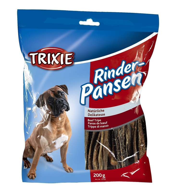 Trixie Runderpens, gedroogd 500 g, 5 kg, 200 g