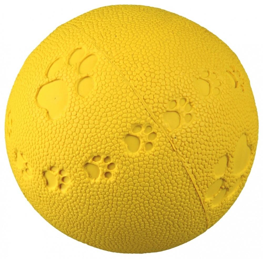Trixie Balle de Jeu, Caoutchouc Naturel 6 cm