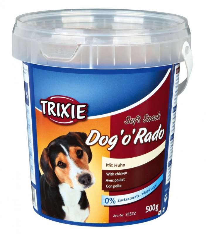 Trixie Soft Snack Dog'o'Rado 500 g 4011905315225 opiniones