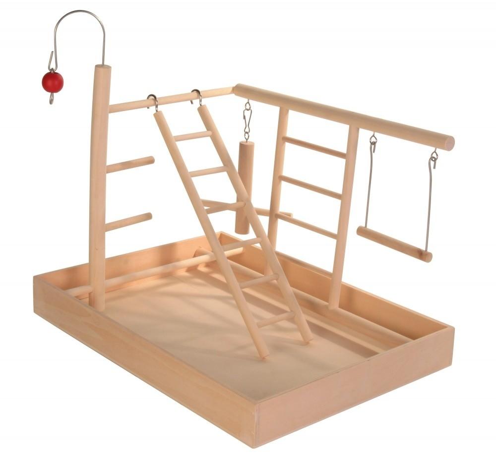 Trixie Wooden Playground 34x26x25  cm