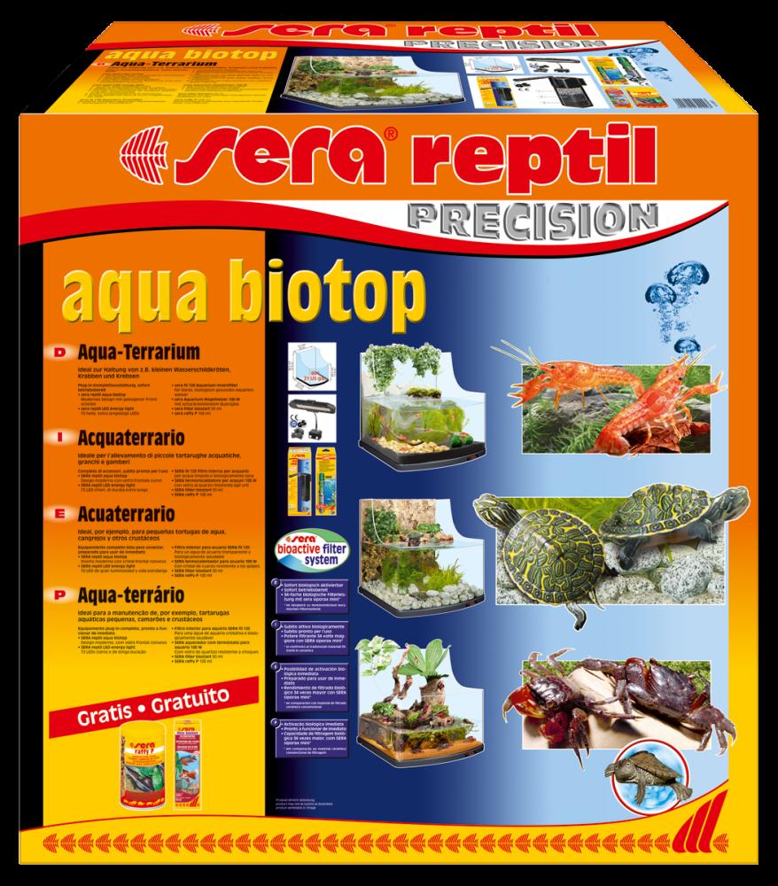 Sera Reptil Aqua Biotop   met korting aantrekkelijk en goedkoop kopen