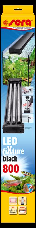 Sera LED fiXture Zwart 80 cm met korting aantrekkelijk en goedkoop kopen