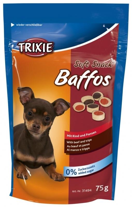 Trixie Soft Snack Baffos 75 g 4011905314945