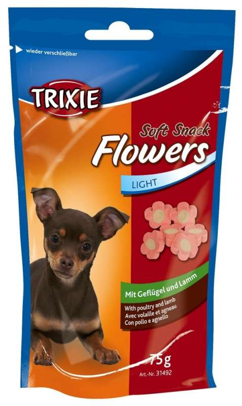 Soft Snack Flowers 75 g