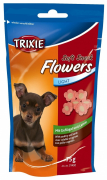 Trixie Soft Snack Flowers - Goût 75 g