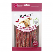 Dog Snack Duck fillets in strips 70 g