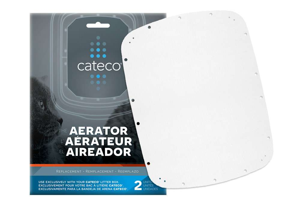 Cateco 2 Pièces de Rechange Aérateur
