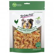 Dog Snack of Chicken Breast in Pieces 200 g
