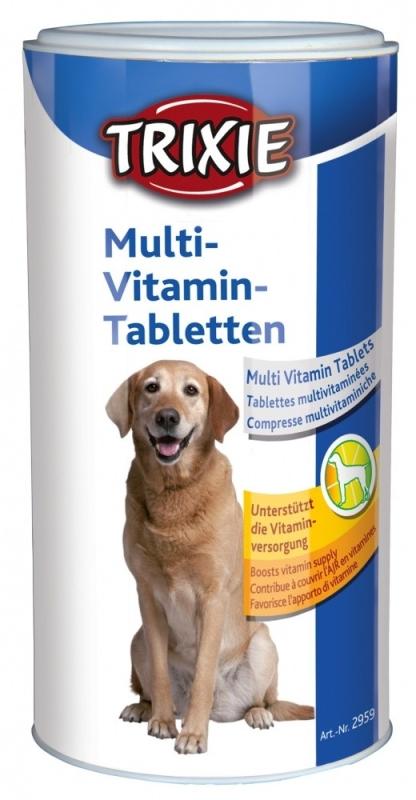 Trixie Multi-Vitamine-Tabletten 125 g 4011905029597