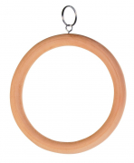 Trixie Swinging Ring, Wood 15 cm