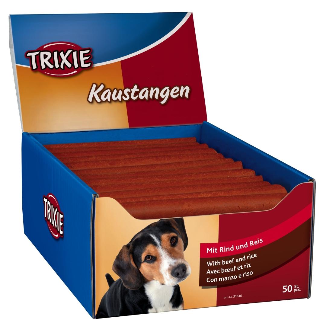 Trixie Kauwstaven met Rund en Rijst 50x65 g, 150x20 g, 70x45 g, 40x100 g