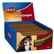 Chewing Sticks with Chicken and Rice 50x65 g från Trixie