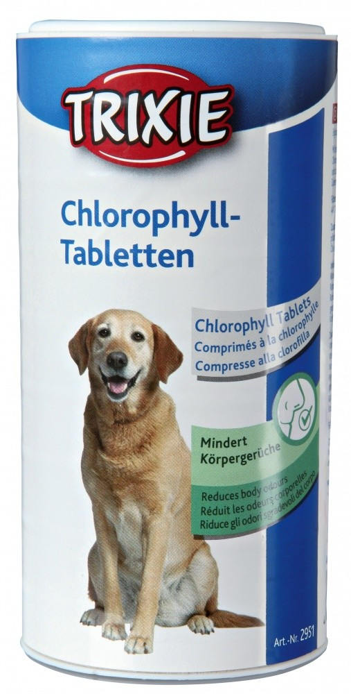 Stain & Odor Removers Chlorophyll Tablets 125g by Trixie Buy fair and favorable with a discount