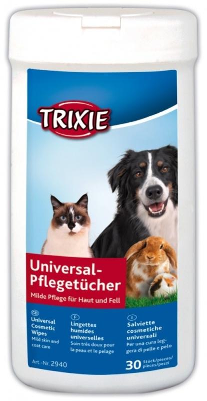 Trixie Universele Verzorgingsdoekjes  30 pcs