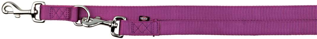 Dog Leads Premium Adjustable Dual Leash, L-XL Berry  by Trixie Buy fair and favorable with a discount