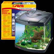 Sera Biotop Nano Cube 60  pour poissons d'aquarium