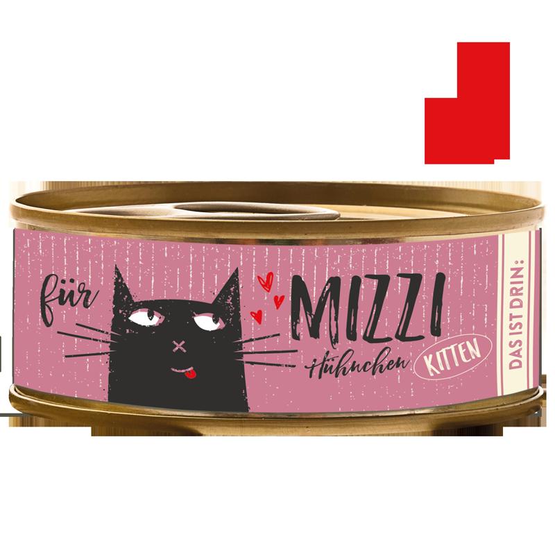 Bubeck Mizzi Kitten Poulet 100 g